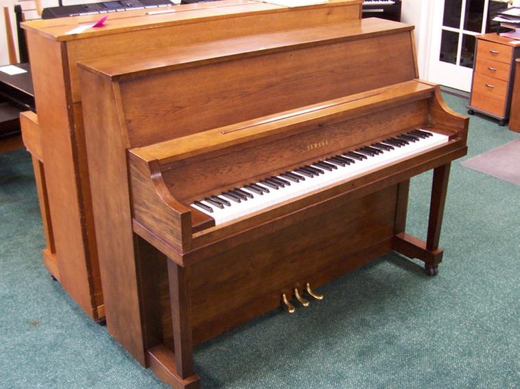 Yamaha p22 studio free tuning 2 greg poltrock for Yamaha p22 piano for sale